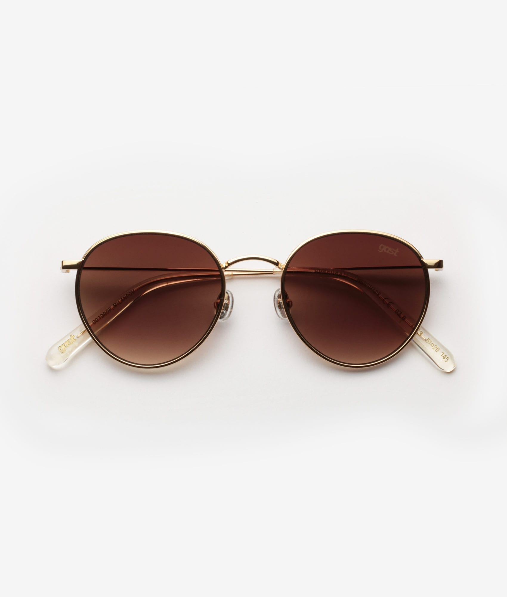 CORPORATE Gold Gast Sunglasses