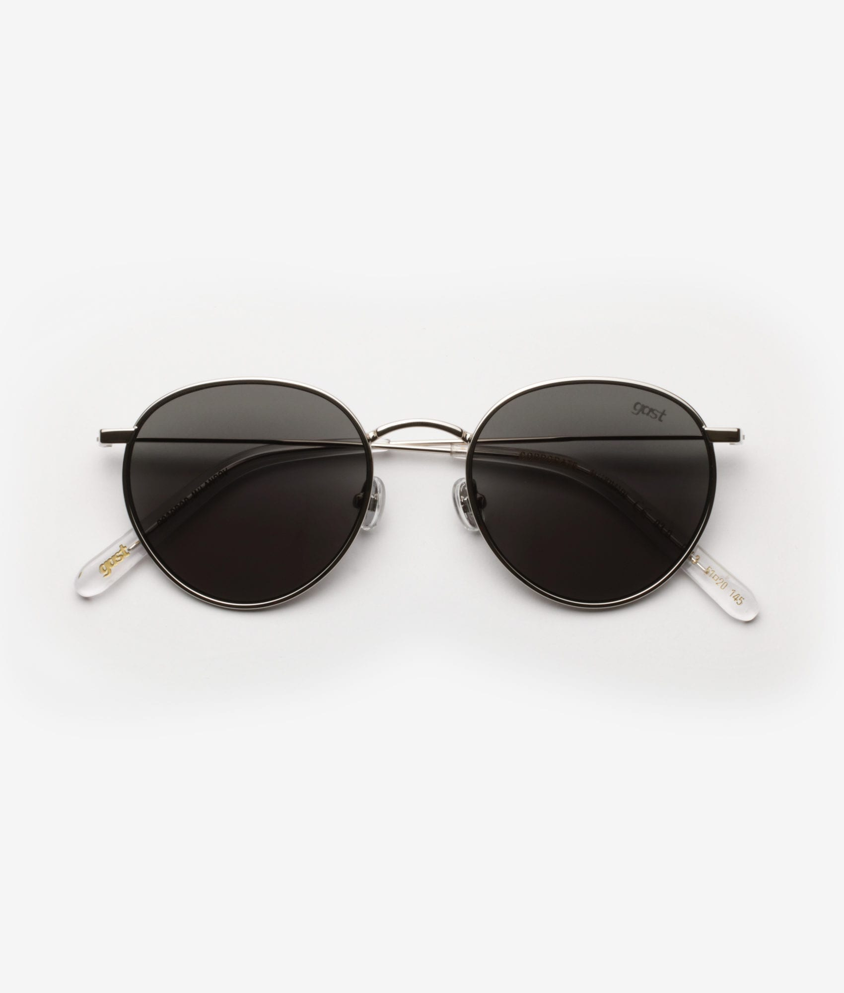 CORPORATE Silver Gast Sunglasses