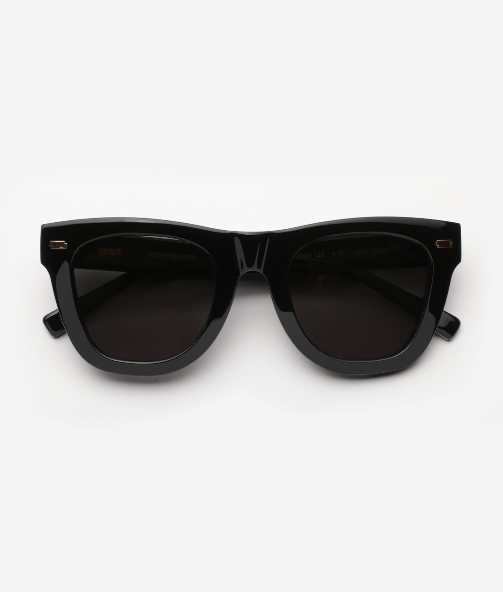 VENTI 100 Black Gast Sunglasses