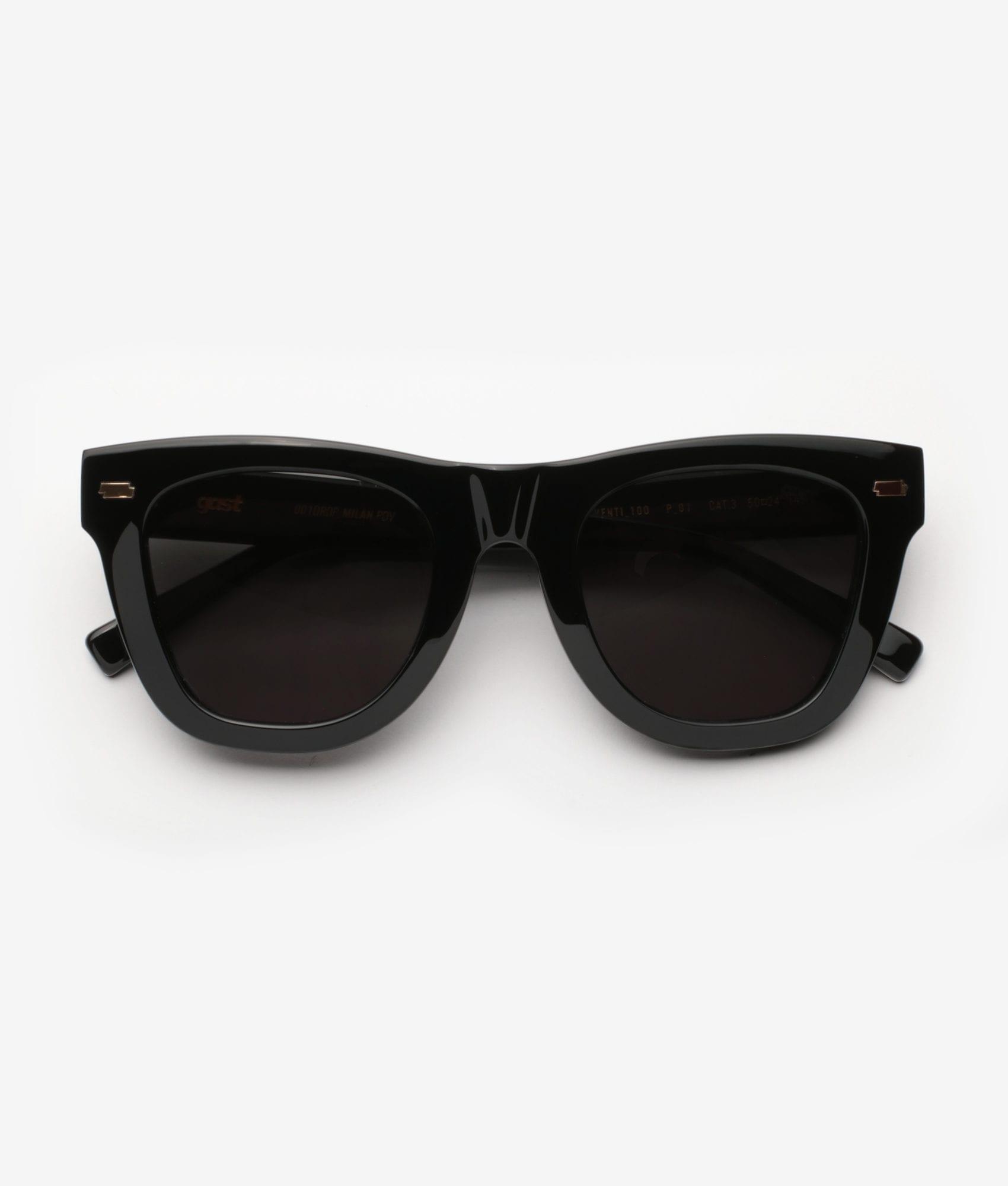 VENTI 100 Black Gast Sunglasses