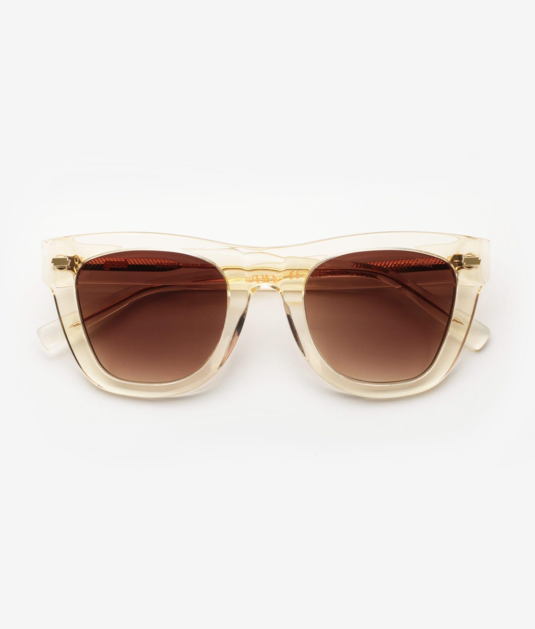 VENTI 100 Champagne Gast Sunglasses