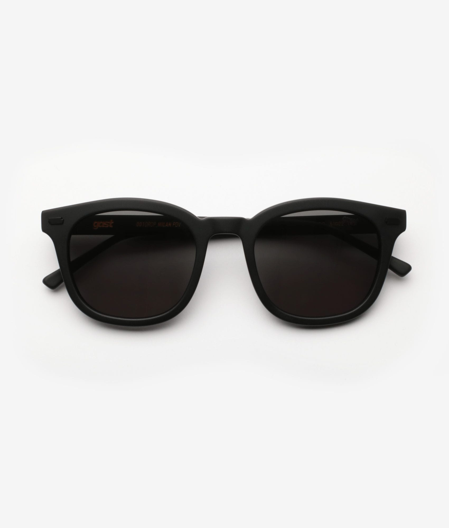 VENTI 159 Black Gast Sunglasses
