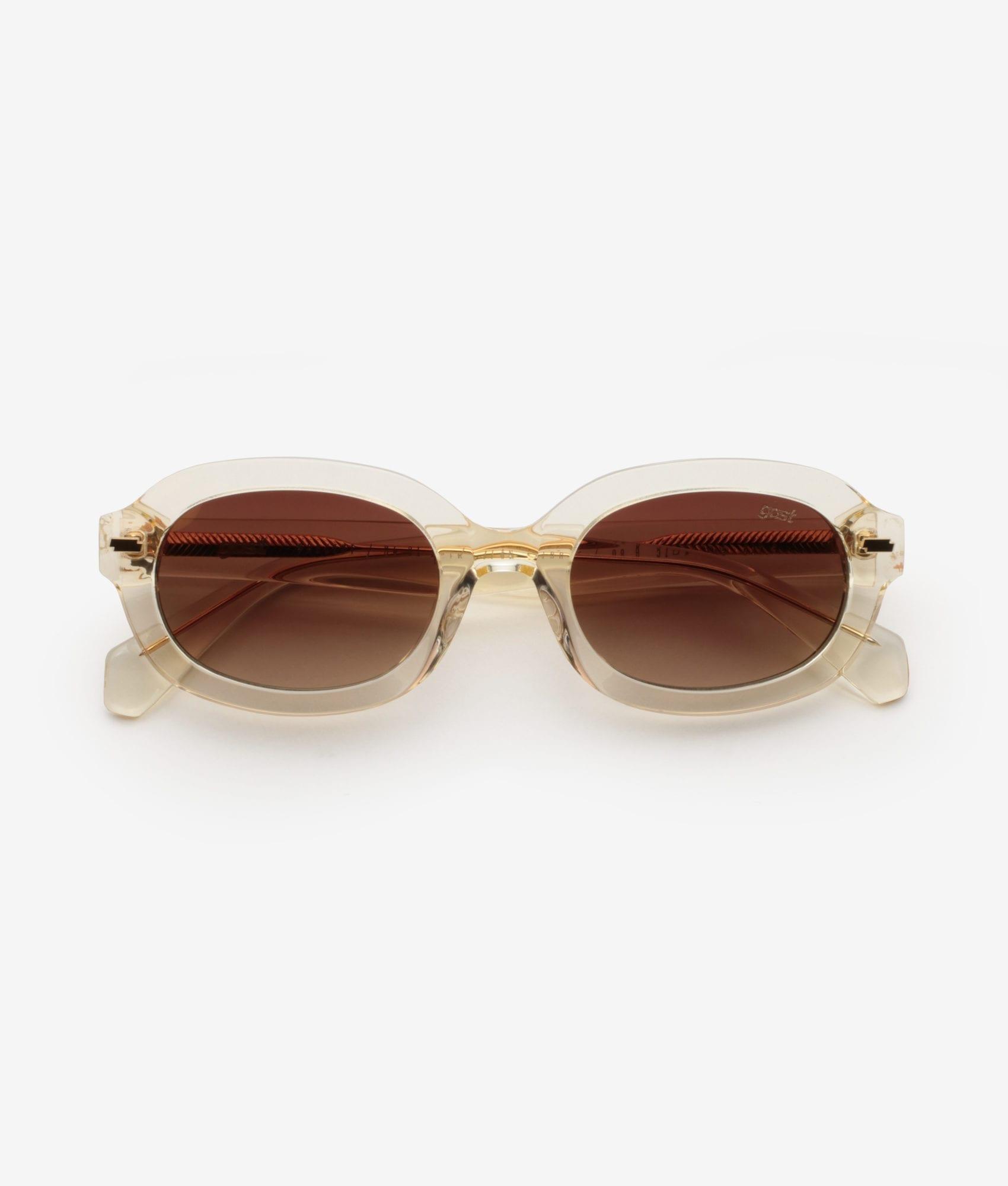 NSFK Champagne Gast Sunglasses