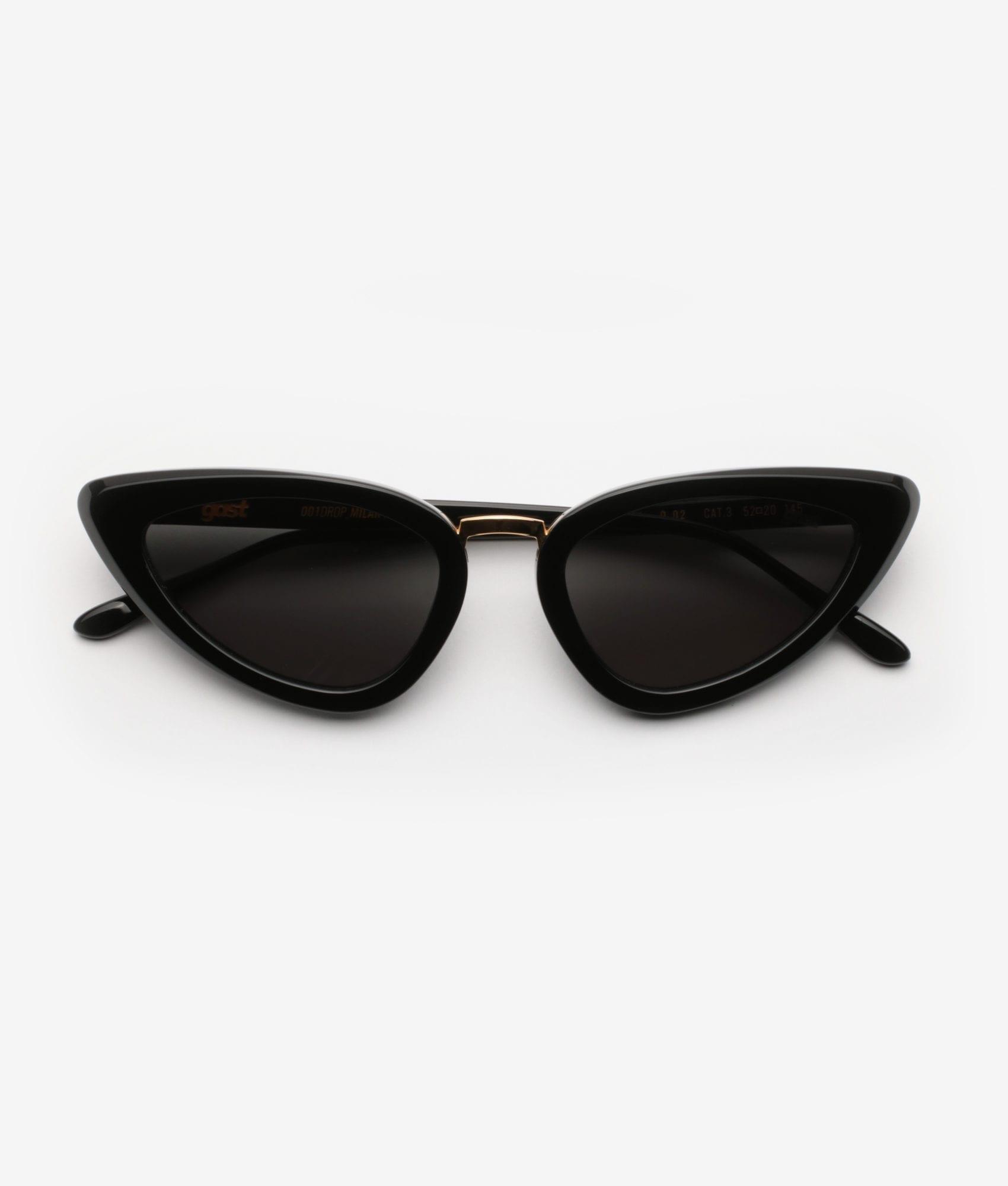 VENTI144 Black Gast Sunglasses