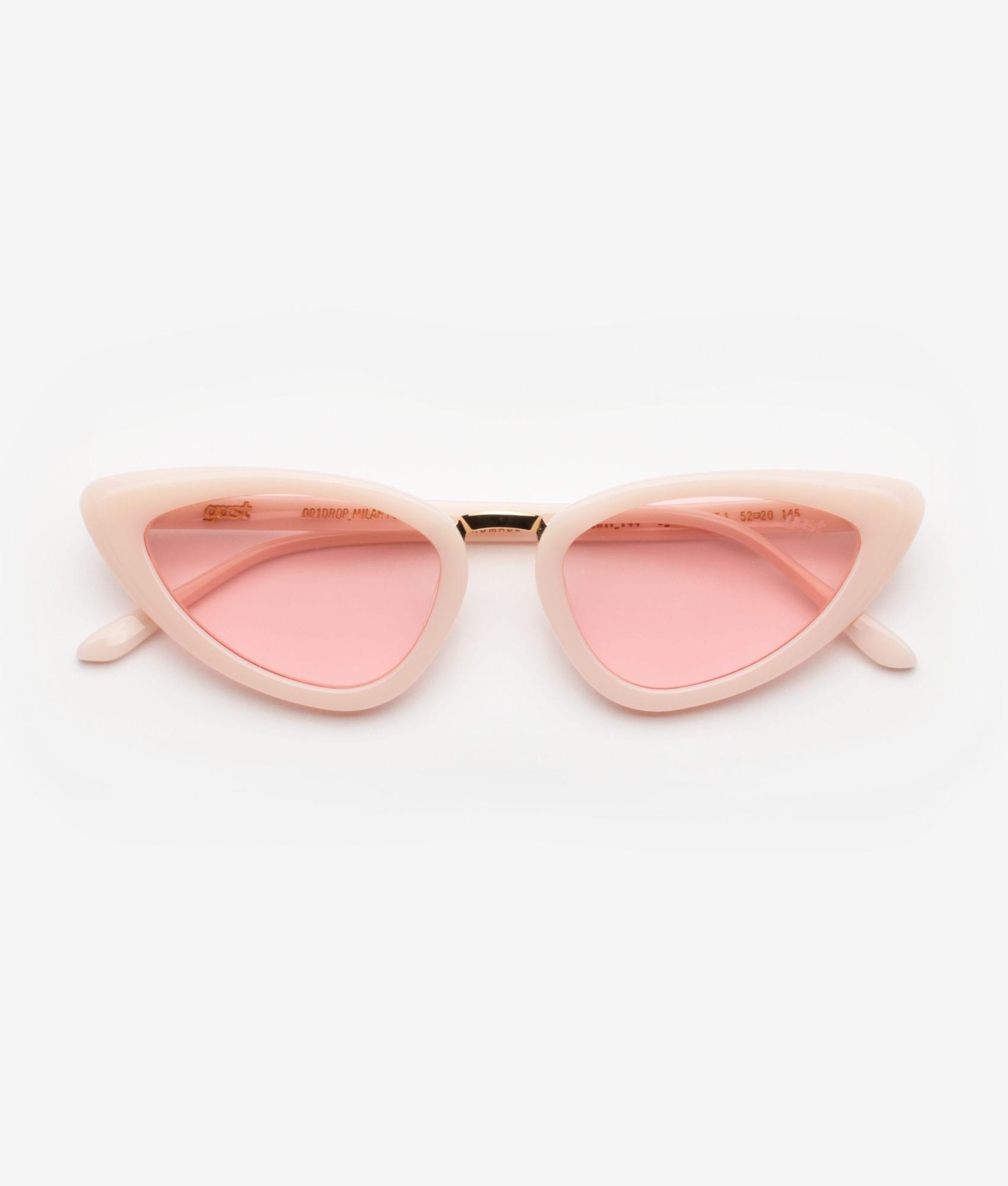 VENTI144 Pink Gast Sunglasses