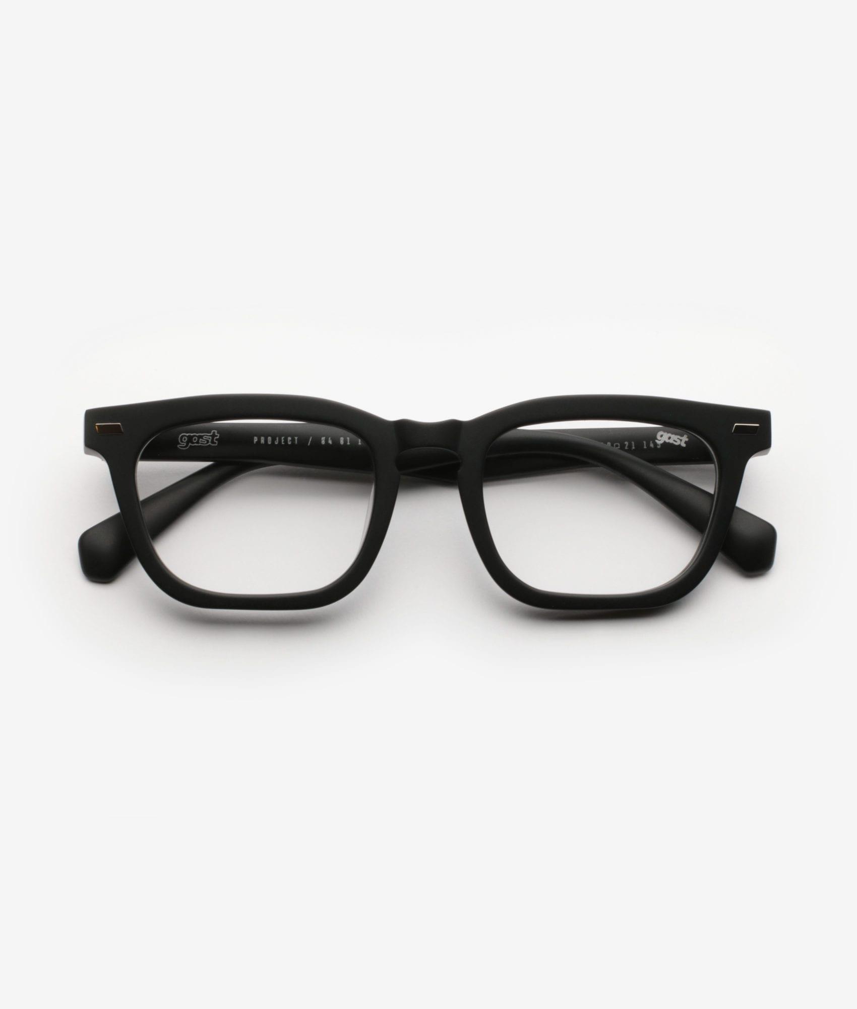 Adre Black Gast eyewear