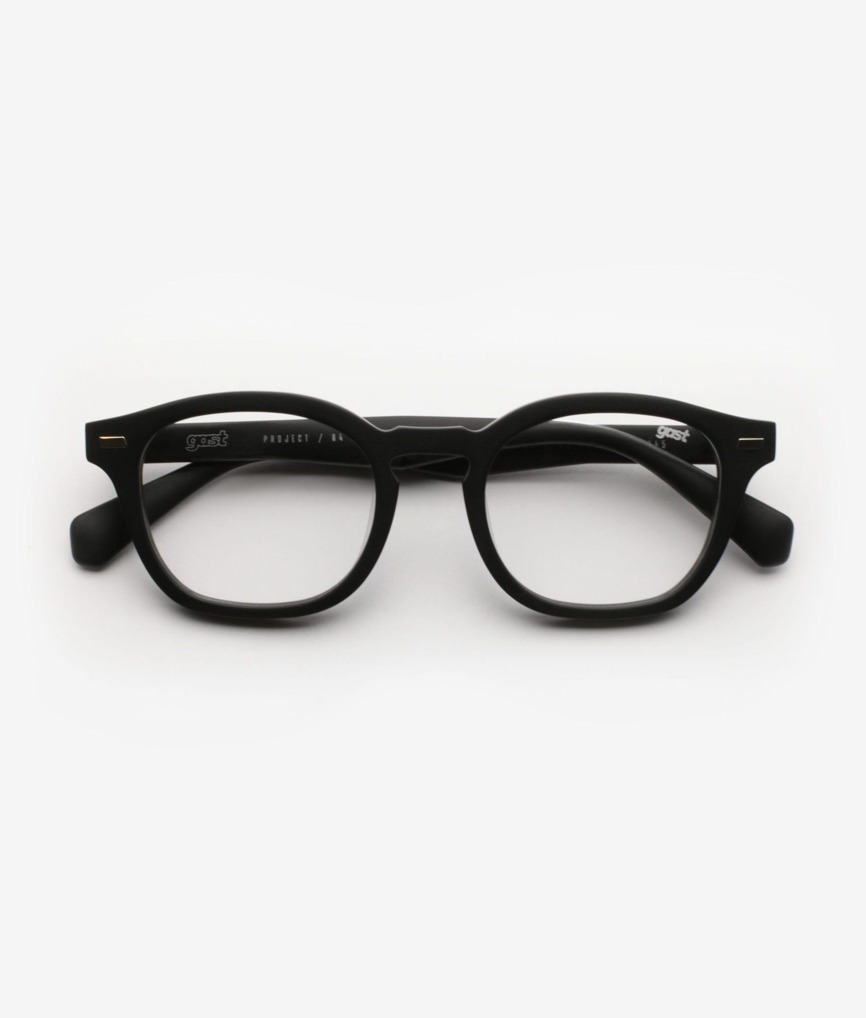 Lus Black Gast eyewear
