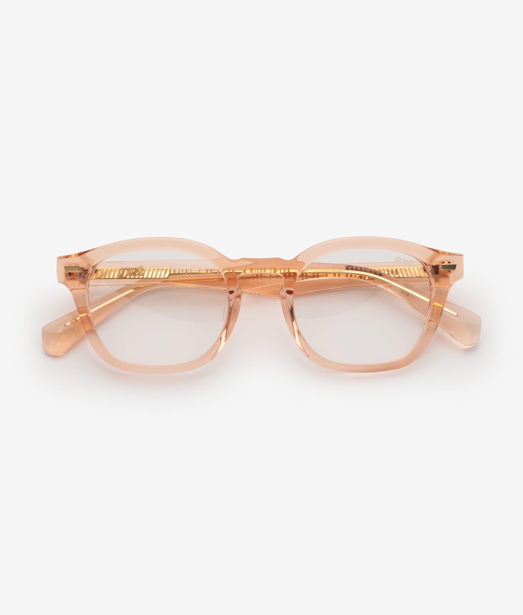 Lus peach Gast eyewear