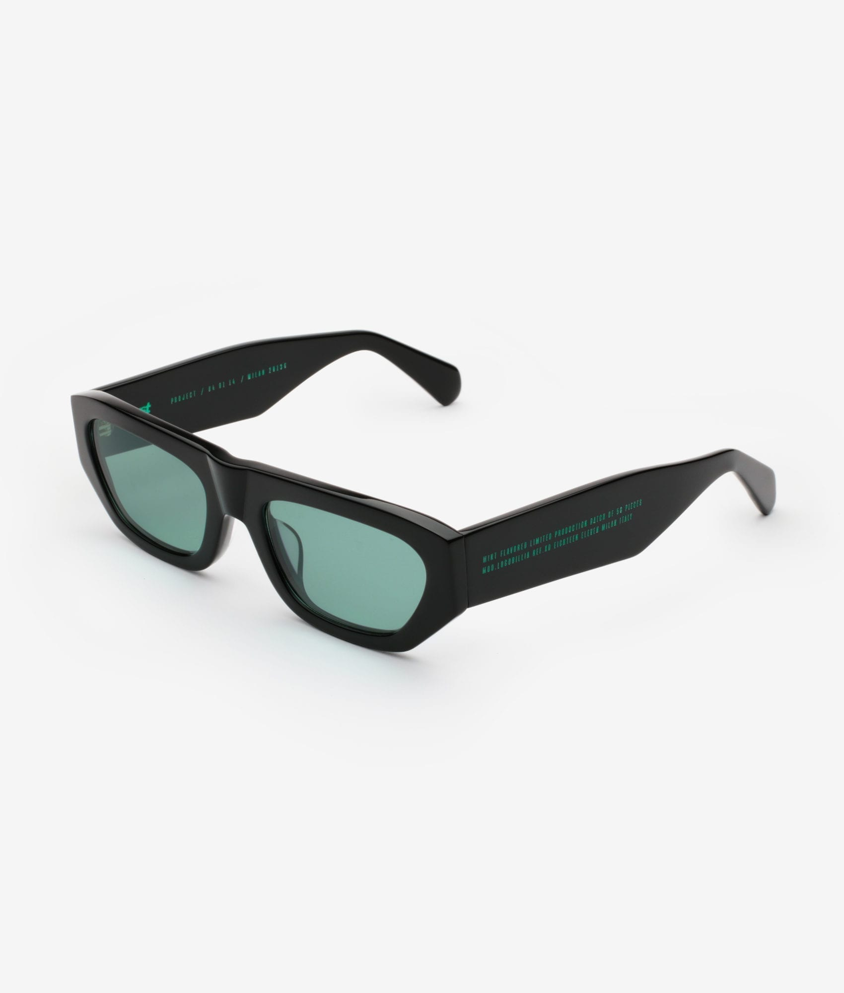 Logobillia Mint Flavored Gast Sunglasses