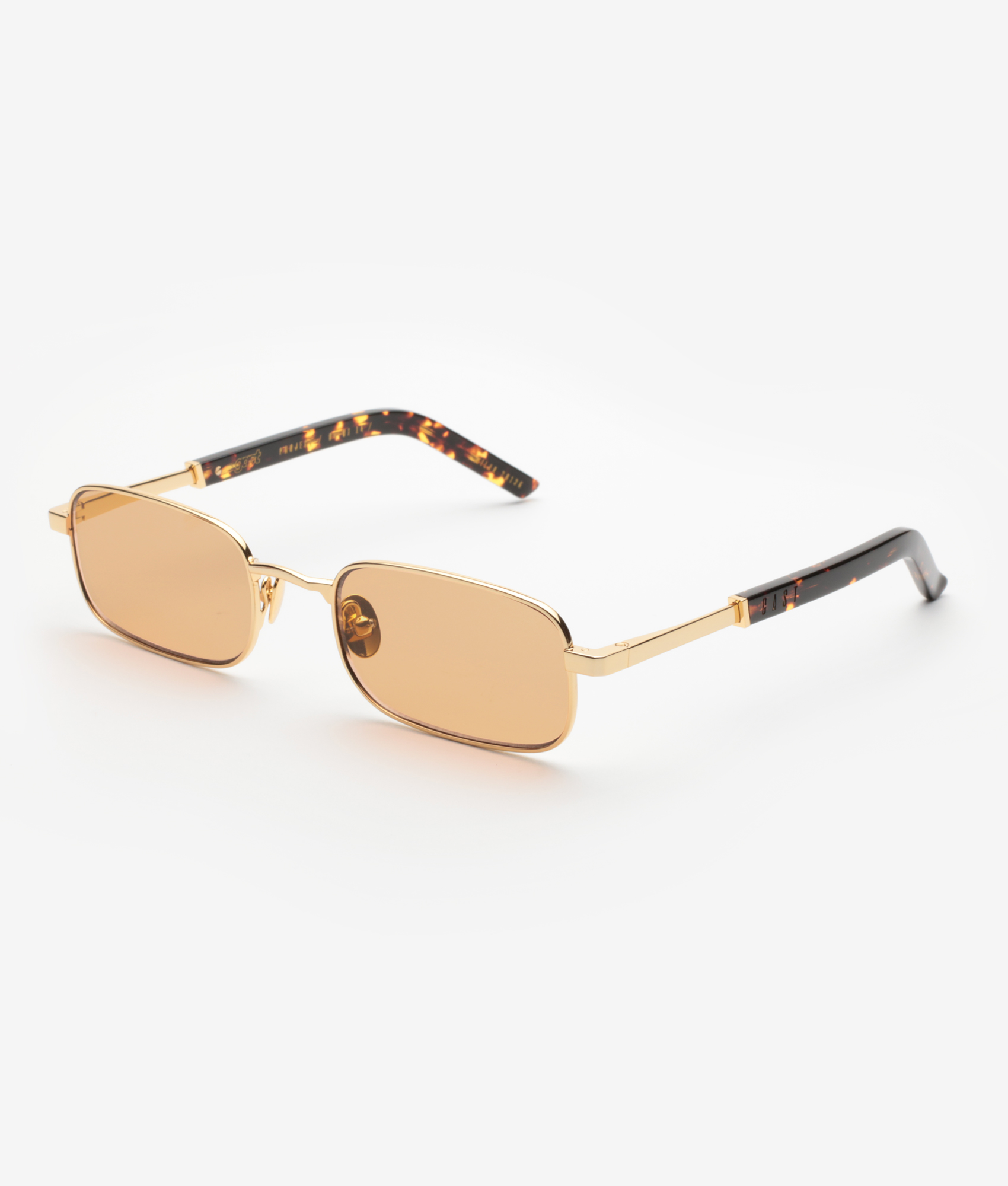 Abel Gold Gast Sunglasses