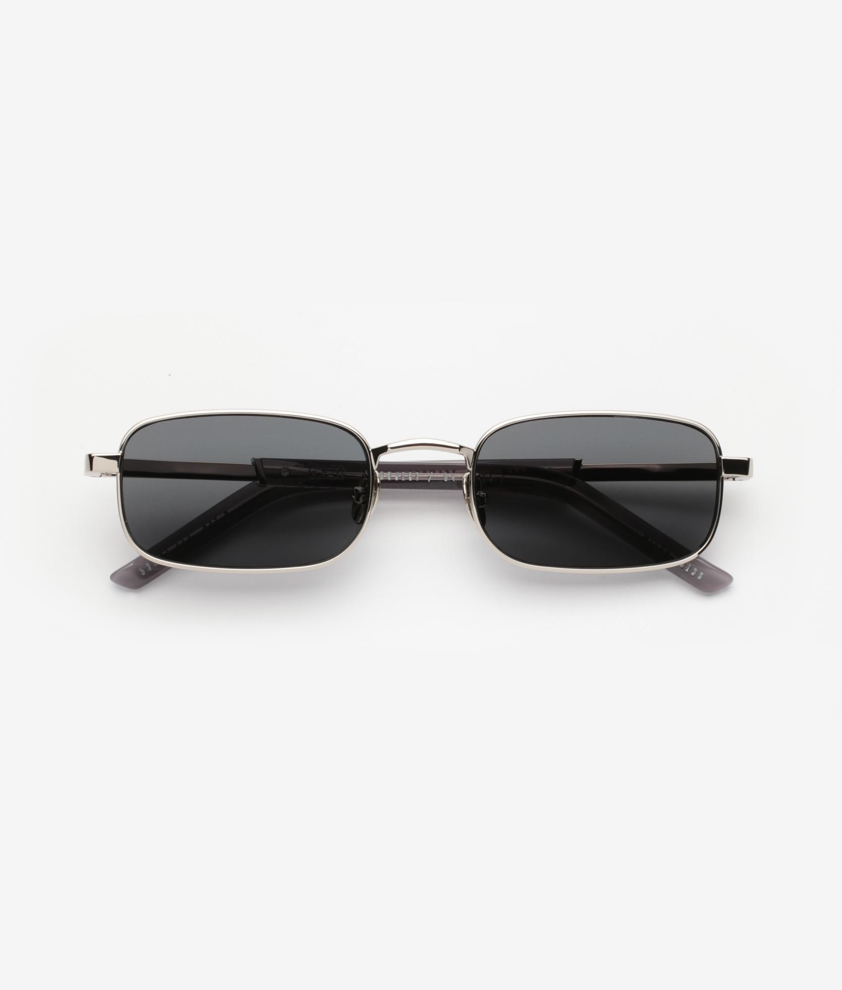 Abel Silver Gast Sunglasses