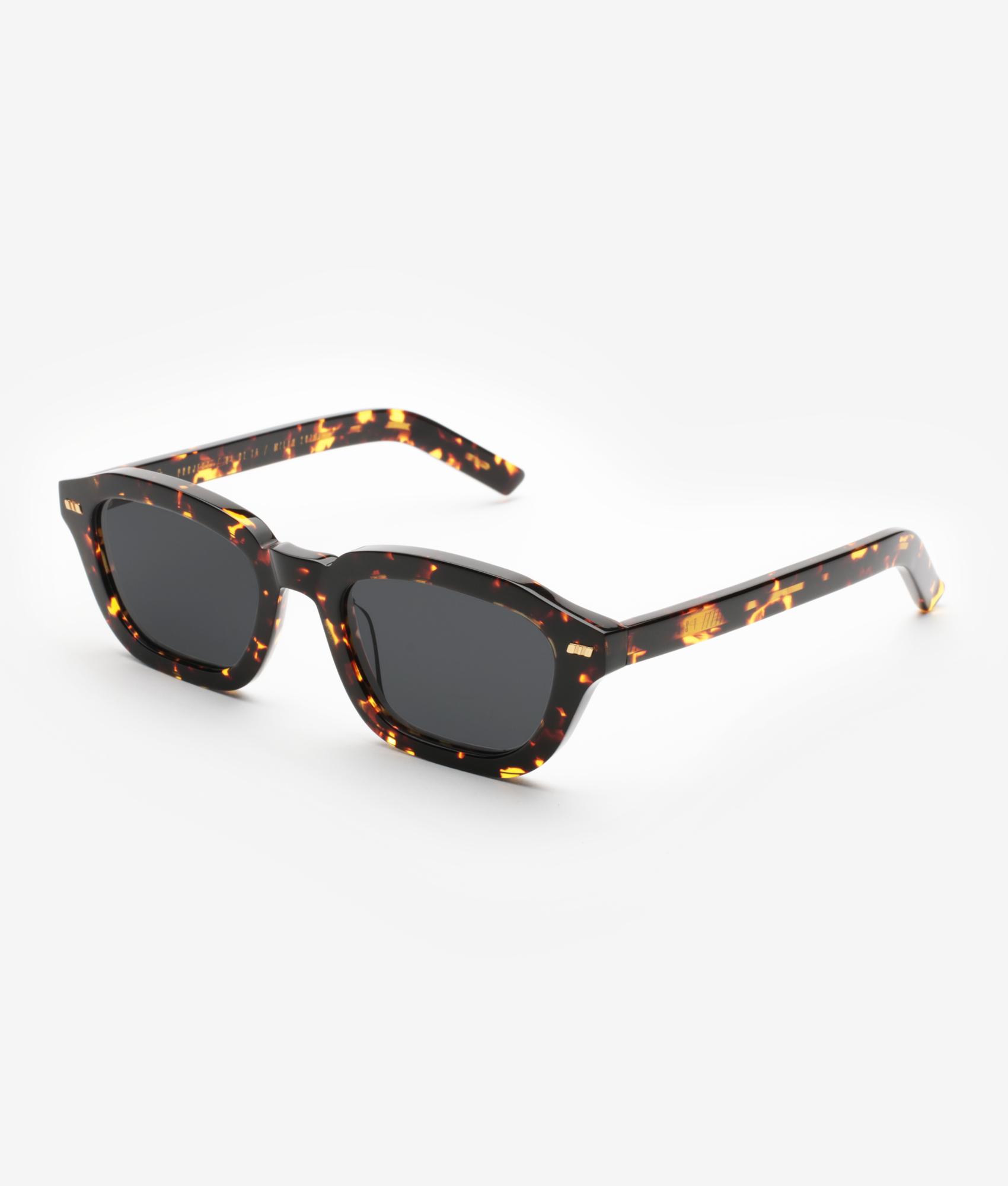 Fen Havana Flame Gast Sunglasses