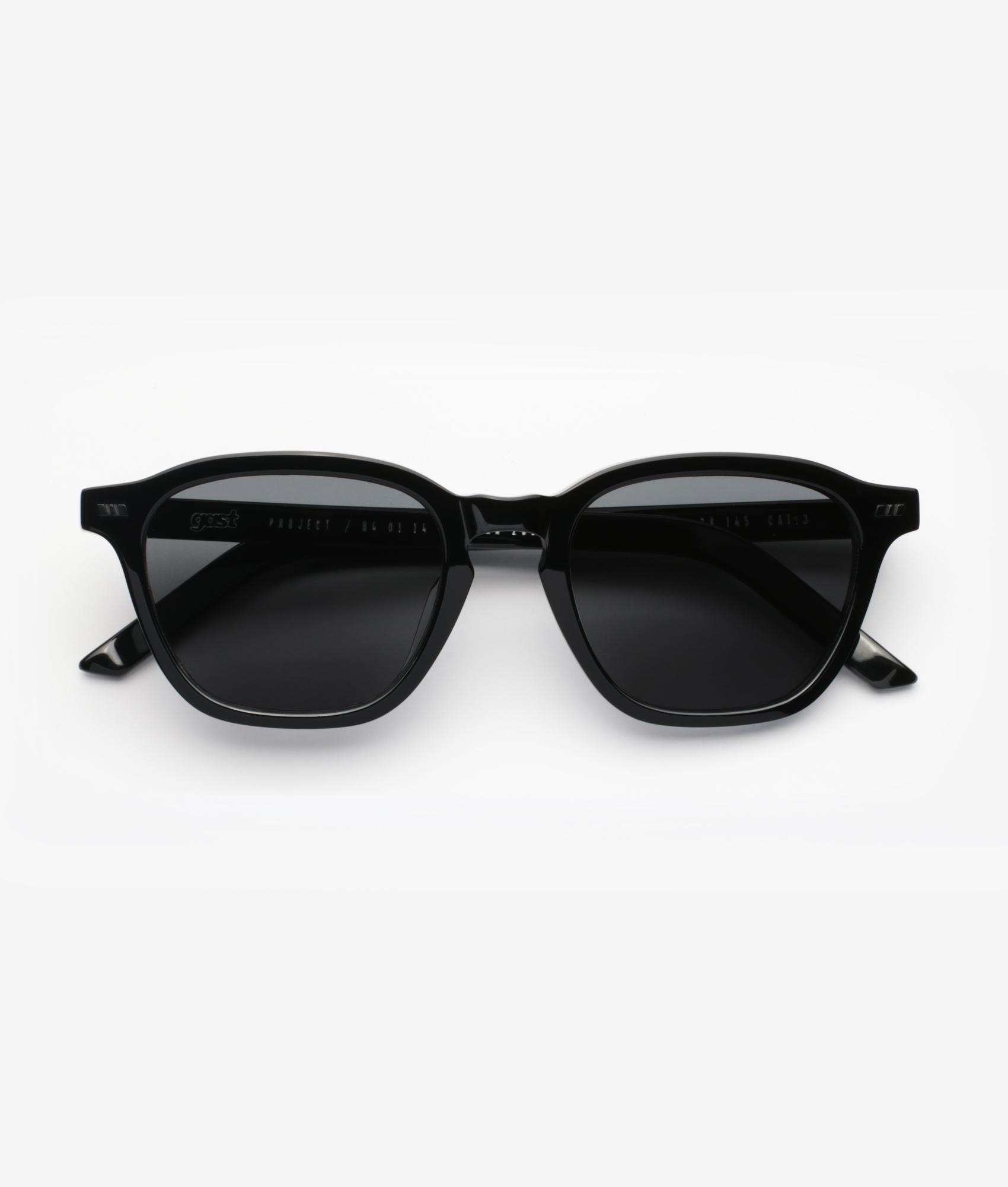 Galit Black Gast Sunglasses