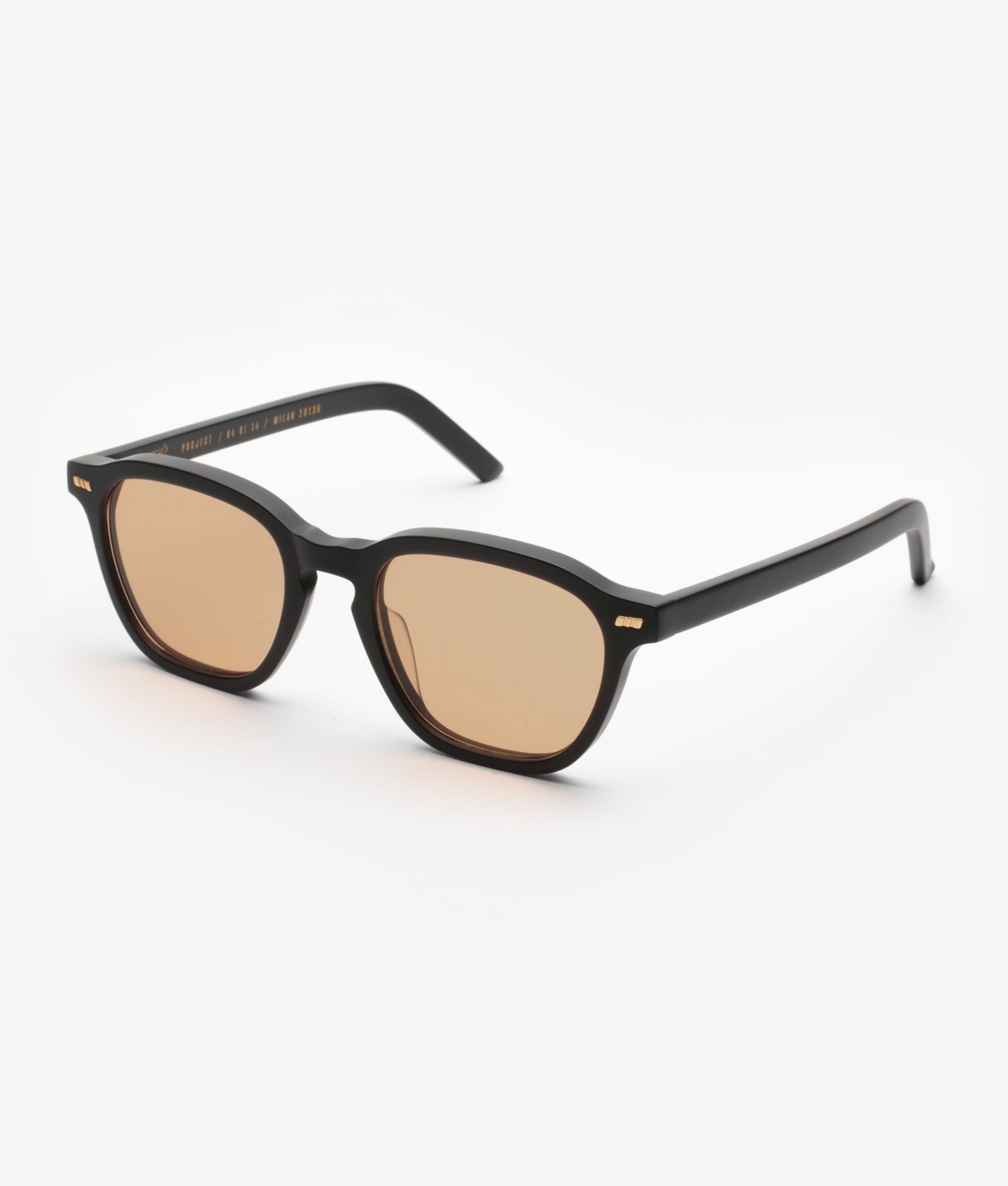 Galit Matte Black Gast Sunglasses