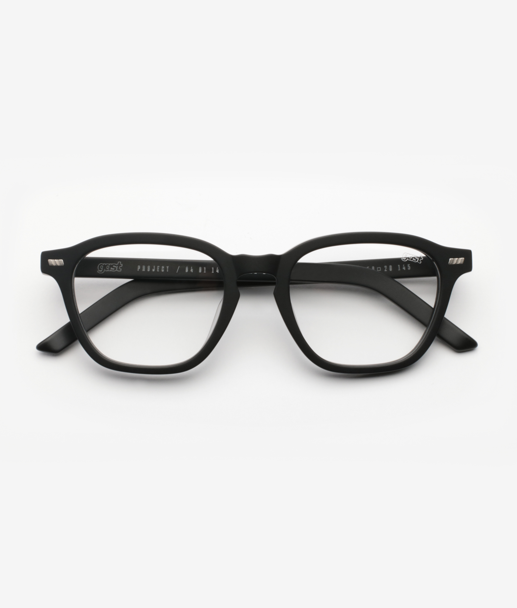 Galit Matte Black Optical Gast