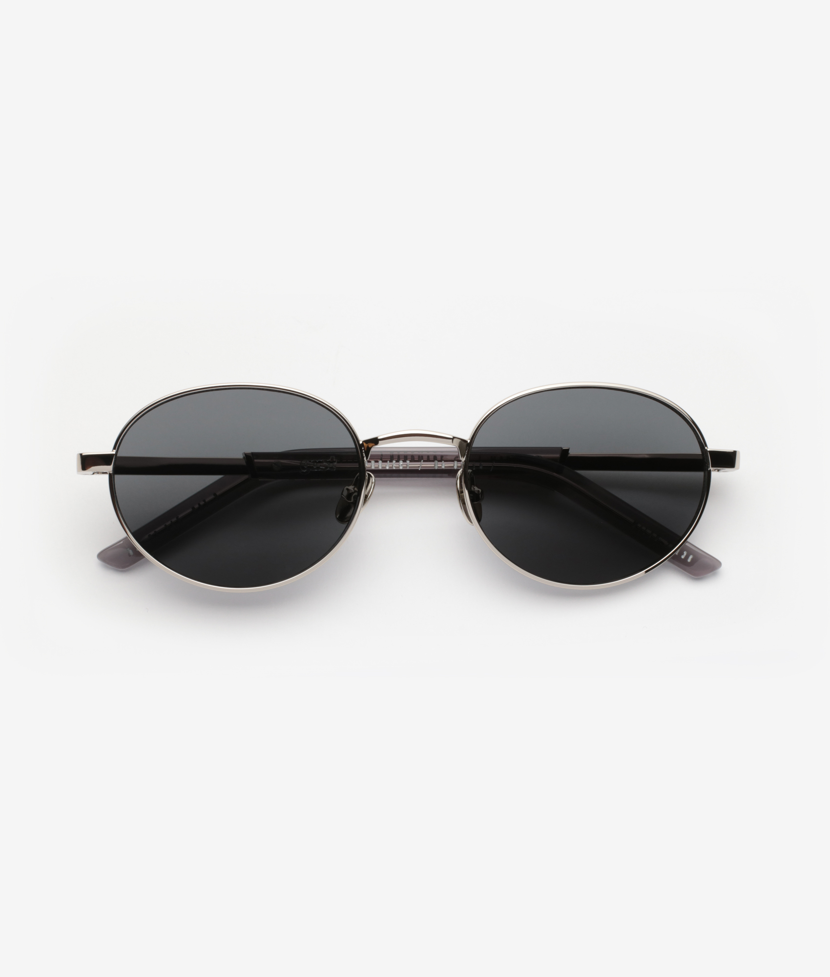 Salin Silver Gast Sunglasses